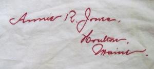1897 Annie Jones