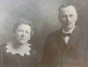 Havelock Bartley and Mabel Kennedy